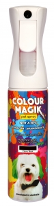 Colour Magic Pet Spray Ebony Black