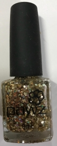 PAWZ Dog Nail Polish Gold Sparkle 9ml