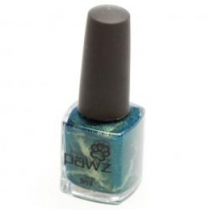 PAWZ Dog Nail Polish Mint Green (Metallic/Shimmer)