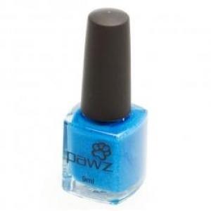 PAWZ Dog Nail Polish Marine Blue (Metallic/Shimmer) 9ml