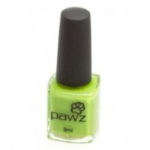 PAWZ Dog Nail Polish Light Green 9ml