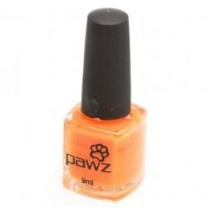 PAWZ Dog Nail Polish Orange 9ml
