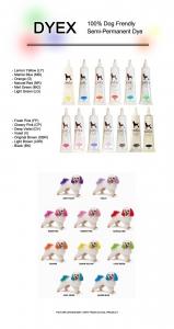 Dyex 150g Full Dye Kit