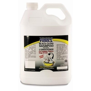 Fidos Black Gloss Shampoo 5L