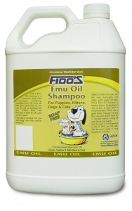Fidos Emu Oil Shampoo 5L