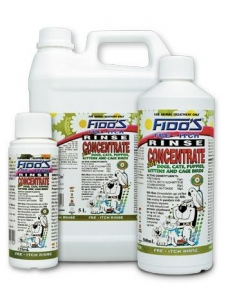 Fidos Fre-Itch Rinse Concentrate 5L
