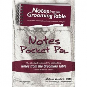 Notes From The Grooming Pocket Pals - 2nd Edition - Click for more info