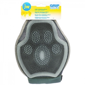 GripSoft 3-IN-1 DOG GROOMING GLOVE