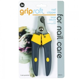 Gripsoft Deluxe Large Nail Clipper