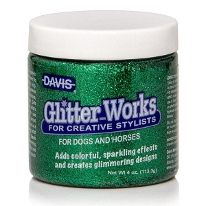 Glitter Works - Green 113g