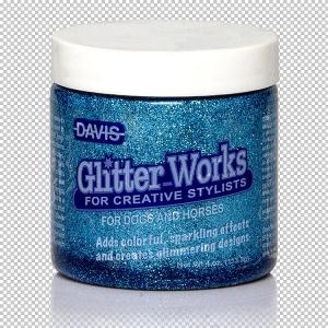 Glitter Works - Ocean Blue 113g