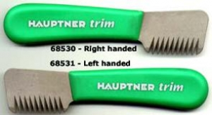 Hauptner Stripping Knife - Green Right