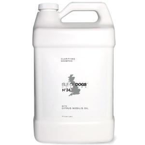 Isle of Dogs No. 34 Clarifying Shampoo 1 Gallon