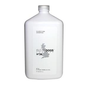Isle of Dogs No. 34 Clarifying Shampoo 1L