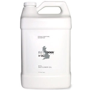 Isle of Dogs No. 35 Stain Fighting Shampoo 1 Gallon
