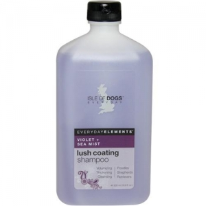 Isle Of Dogs Every Day Lush Coating Shampoo Violet