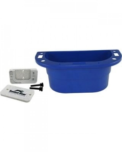 Kennel Gear Supply Caddy W/ SM Table Mount - Blue