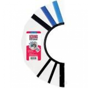KONG EZ Clear Velcro Transparent Collar Medium For Dogs - Click for more info