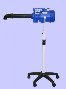 Lazor RX Force Stand Dryer - S2 Moulded Blue