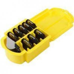 LB Set Of 9 Attachment Combs With Case