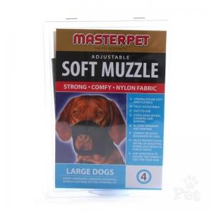 Masterpet Soft Muzzle Large Dogs