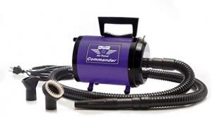 Metrovac Air Force Commander Variable Speed Pet Dryer - Purple