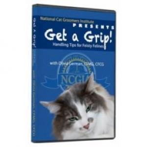 National Cat Groomers Get A Grip DVD
