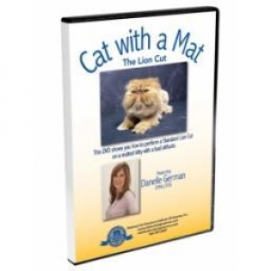 National Cat Groomers Cat With A Mat DVD