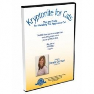 National Cat Groomers Kryptonite For Cats DVD
