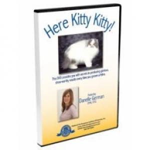 National Cat Groomers Here Kitty Kitty DVD