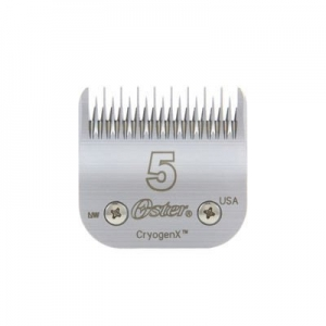 Oster Cryogen-X #5 Skip Tooth Blade