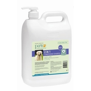 PAW 2 in 1 Conditioning Shampoo 5L