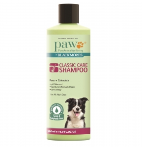 PAW Classic Care Shampoo 500ml