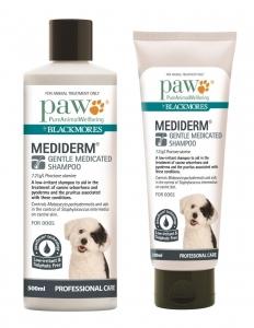 PAW Mediderm Shampoo 500ml
