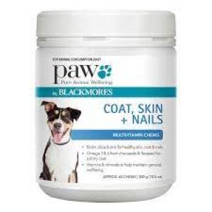 PAW Coat Skin & Nails (300g) Chews