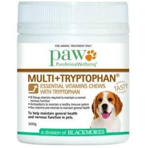 PAW Multi - Tryptophan Chews 300g