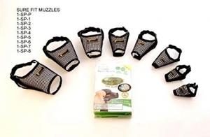Proguard Sure Fit Muzzles (Set of 5)