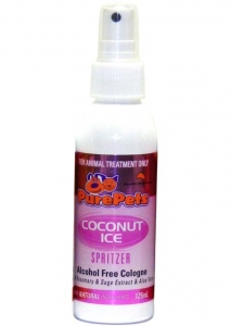Pure Pets Coconut Ice Spritzer 125ml