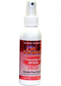 Pure Pets Strawberry Bomb Spritzer 750ml