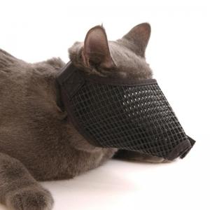 Proguard Mesh Cat Muzzle 3 Pack