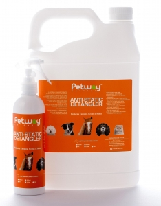 Petway Anti Static Detangler 250ml