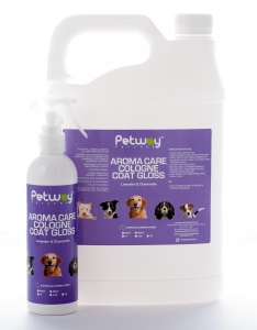 Petway Petcare AROMA CARE COLOGNE COAT GLOSS 5L