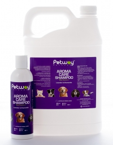 Petway Aroma Care Shampoo with Vitamin E 5L