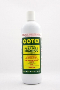 Cotex TEA TREE OIL FLEA KILL SHAMPOO for Dogs 500ml
