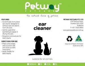 Petway Ear Cleaner 125ml
