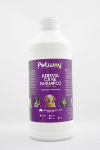 Petway Aroma Care Shampoo with Vitamin E 1L