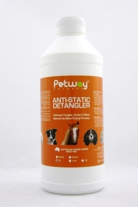 Petway Anti Static Detangler 1L
