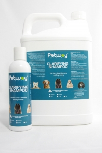 Petway Petcare Clarifying Shampoo 1L