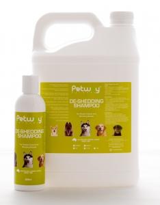 Petway Petcare DE-SHEDDING SHAMPOO 1L