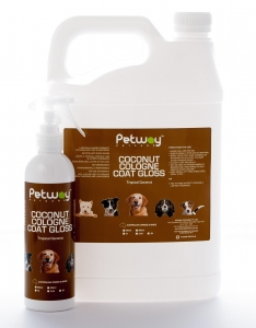 Petway Coconut Cologne Coat Gloss 2.5L